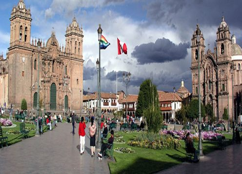 VISIT THE CITY OF CUSCO AND 4 RUINS. Cusco, PERU