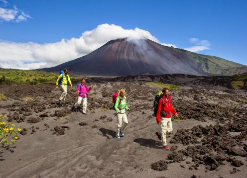 Excursion To The Payaca Volcano,