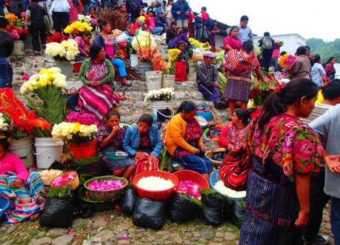 Tour To Chichicastenango And Lake Atitlan,