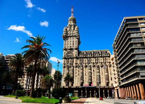 Full Day Trip Montevideo - Uruguay, From Buenos Aires,