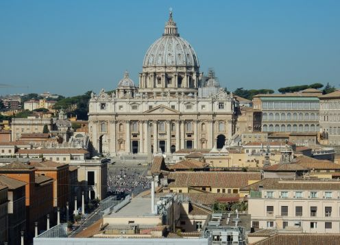 Vatican Tour, Museums, Sistine Chapel And St. Peter's Basilica,