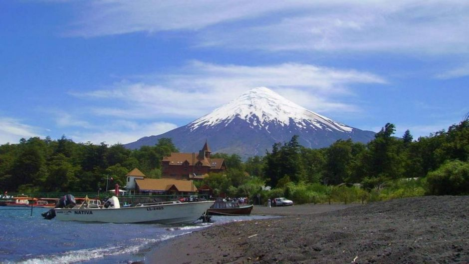 MORE PHOTOS, TOUR TO OSORNO VOLCANO
