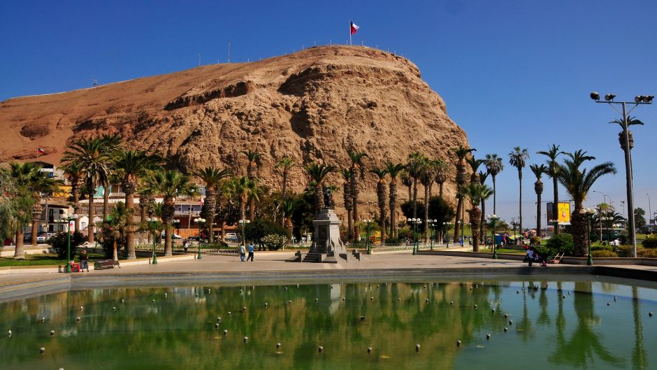 ARICA  CITY TOUR - Arica, Chile