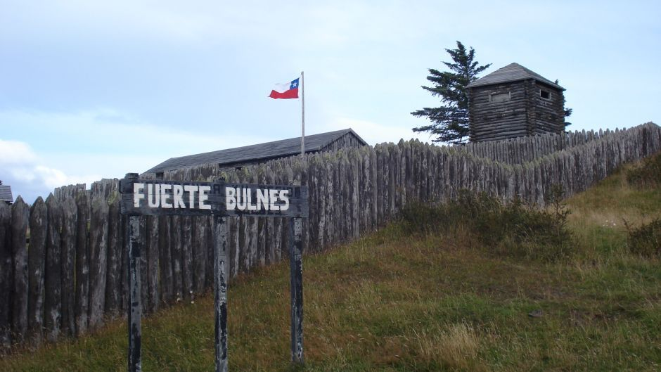 TOUR TO FORT BULNES - Punta Arenas, Chile