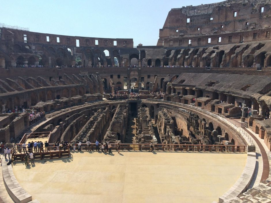 MORE PHOTOS, Ancient Rome, Colosseum, Forum and Palatine.