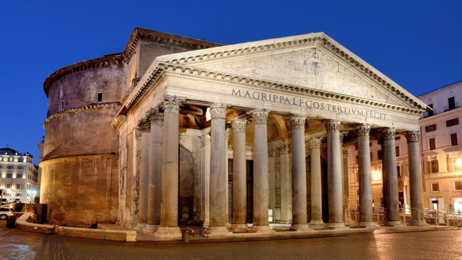 The Pantheon Tour - Roma, ITALIA