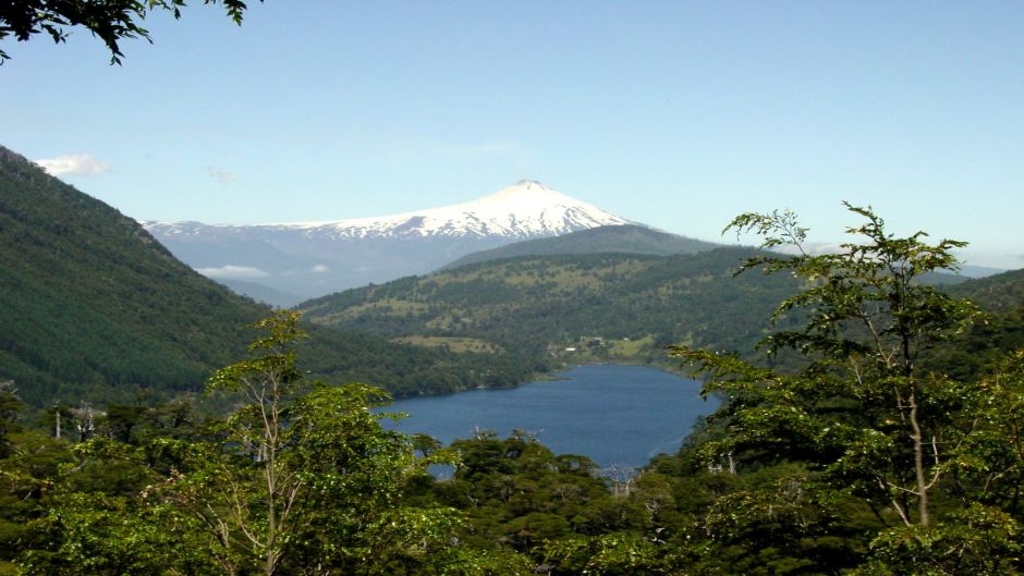 HUERQUEHUE NATIONAL PARK - Pucon, Chile
