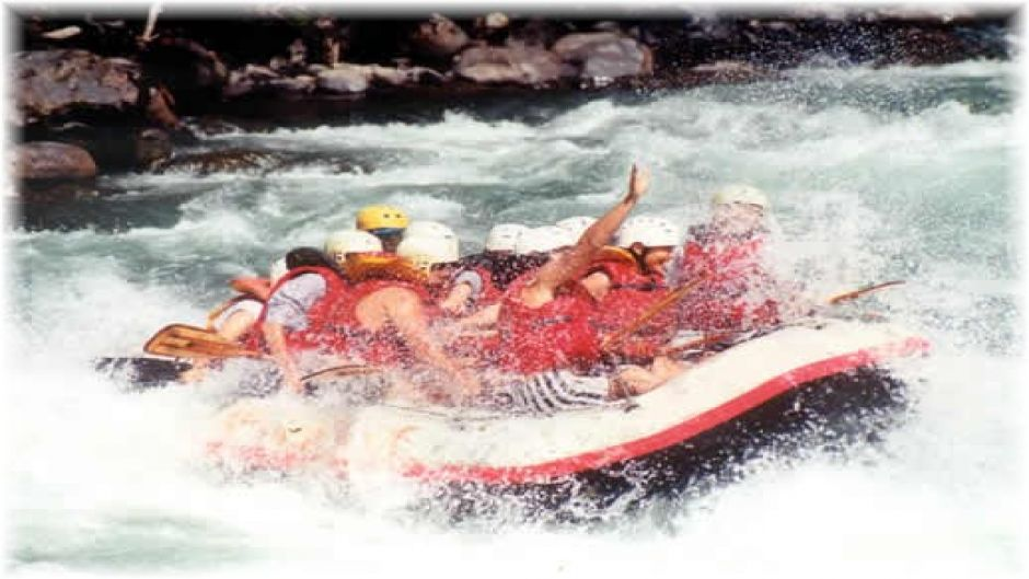MAIPO RIVER RAFTING - Santiago, Chile