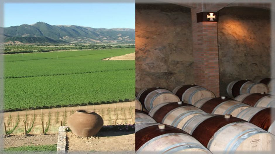MORE PHOTOS, WINE TOUR - COLCHAGUA VALLEY