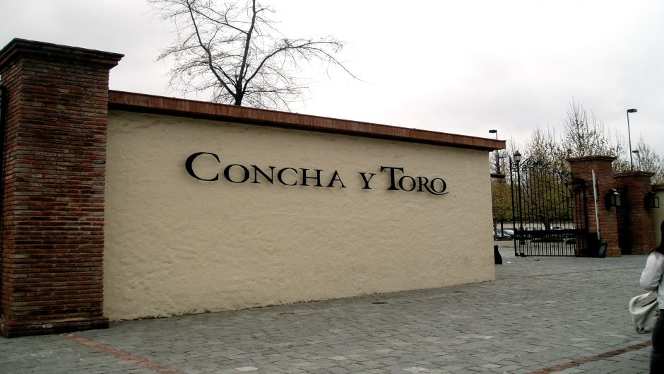 CONCHA Y TORO AND UNDURRAGA WINERY- WINERY TOUR - Santiago, Chile