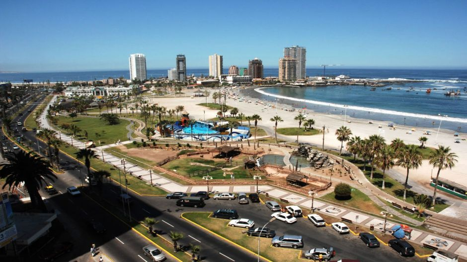 CITY TOUR + ZOFRI SHOPPING TOUR - Iquique, Chile