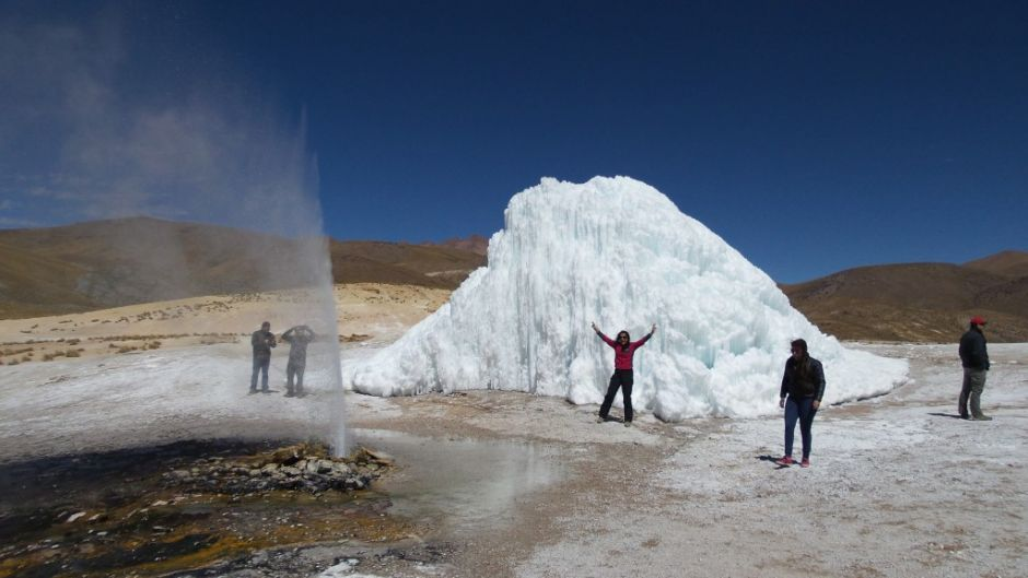 ISLUGA NATIONAL PARK / PUCHULDIZA GEYSERS - Iquique, Chile
