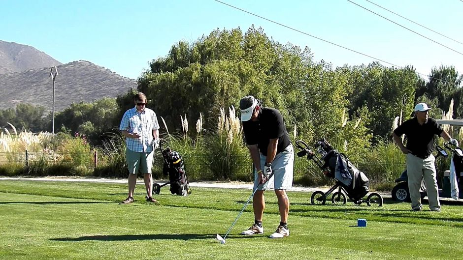 GOLF TOUR - Santiago, Chile
