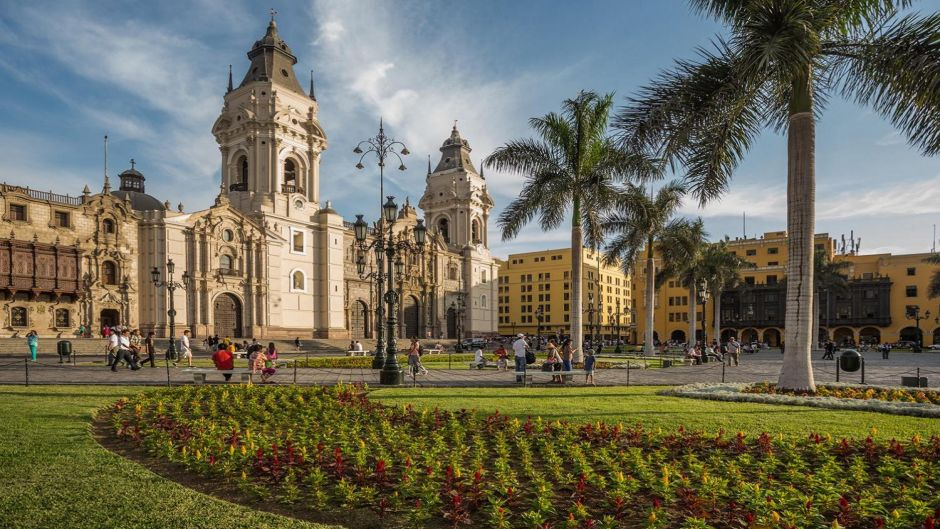 Culinary day Tour - City Tour + Market + Preparation Ceviche & Pisco Sour + Lunch - Lima, PERU
