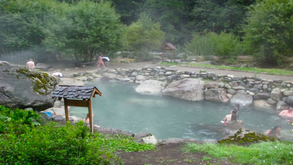 HUIFE HOT SPRINGS - Pucon, Chile