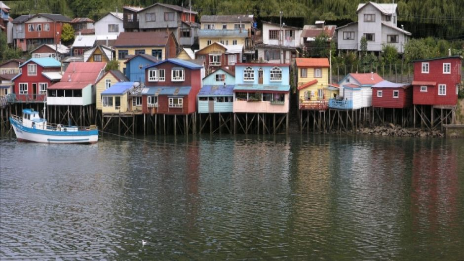 MORE PHOTOS, Excursion to Chiloe, visiting Ancud, Caulin and Lacuy