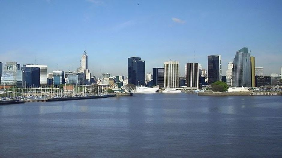 Buenos Aires City Tour and Navigation on the La Plata River - Buenos Aires, ARGENTINA