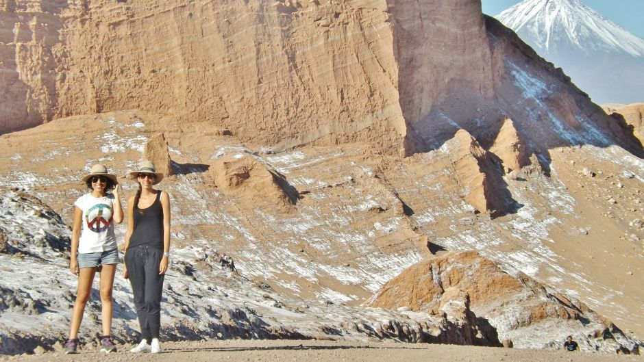VALLEY OF THE MOON TOUR - San Pedro de Atacama, Chile