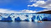 Full day tour to Torres del Paine Park with Navigation to Gray Glacier, Puerto Natales, CHILE