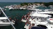 Cholon Island Party - Cartagena de Indias, COLOMBIA