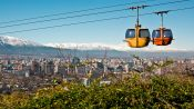 CITY TOUR + WINERY TOUR - Santiago, Chile