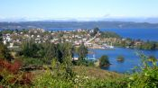TOUR  TO THE BORDER OF LLANQUIHUE LAKE & OSORNO VOLCANO - Puerto Varas, Chile