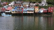 Excursion to Chiloe, visiting Ancud, Caulin and Lacuy, Puerto Varas, CHILE