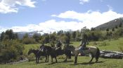 Horseback Riding Mapuche - Pucon, Chile