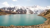 TOUR THROUGH THE ANDES, EMBALSE DEL YESO - Santiago, Chile