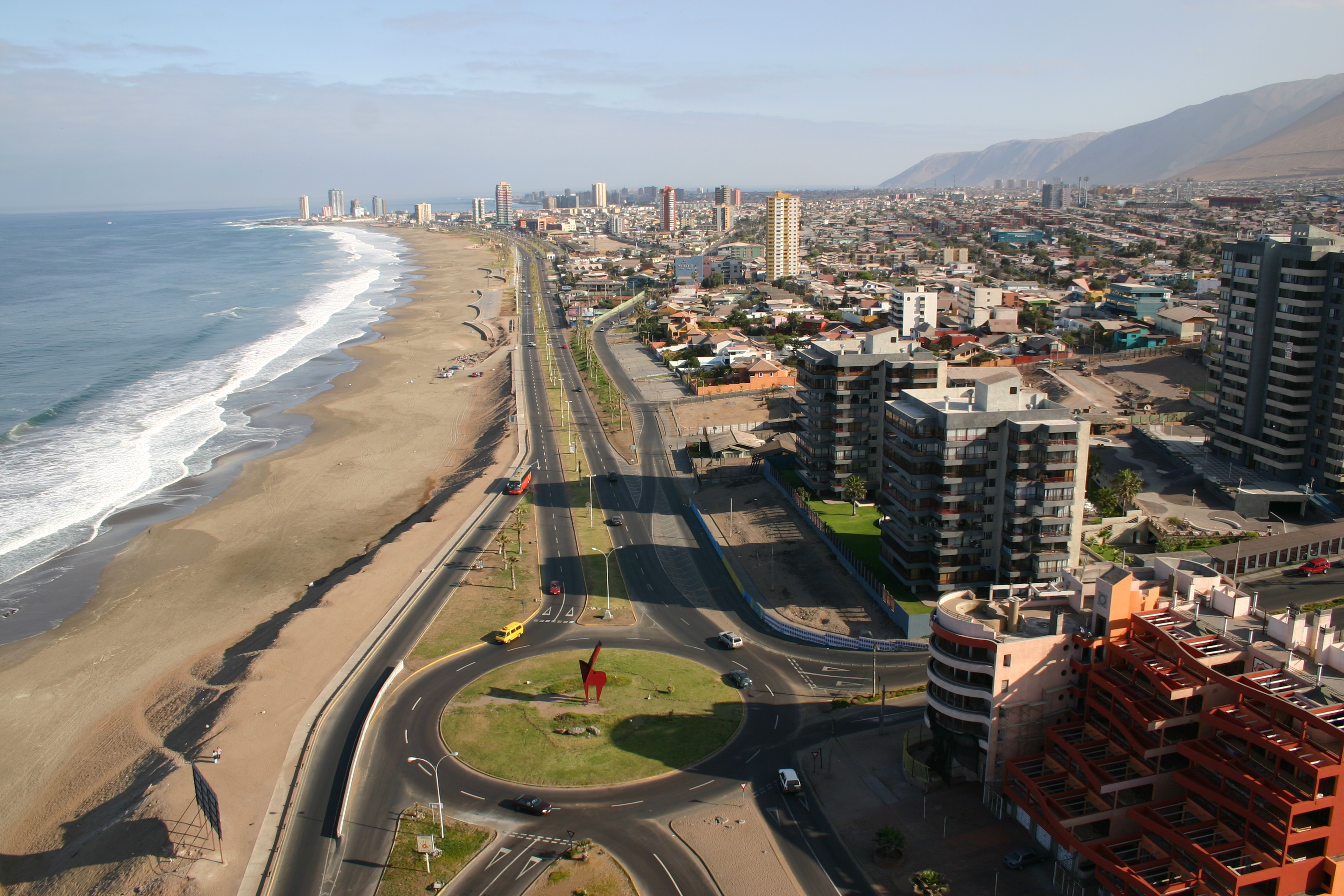 History of Iquique