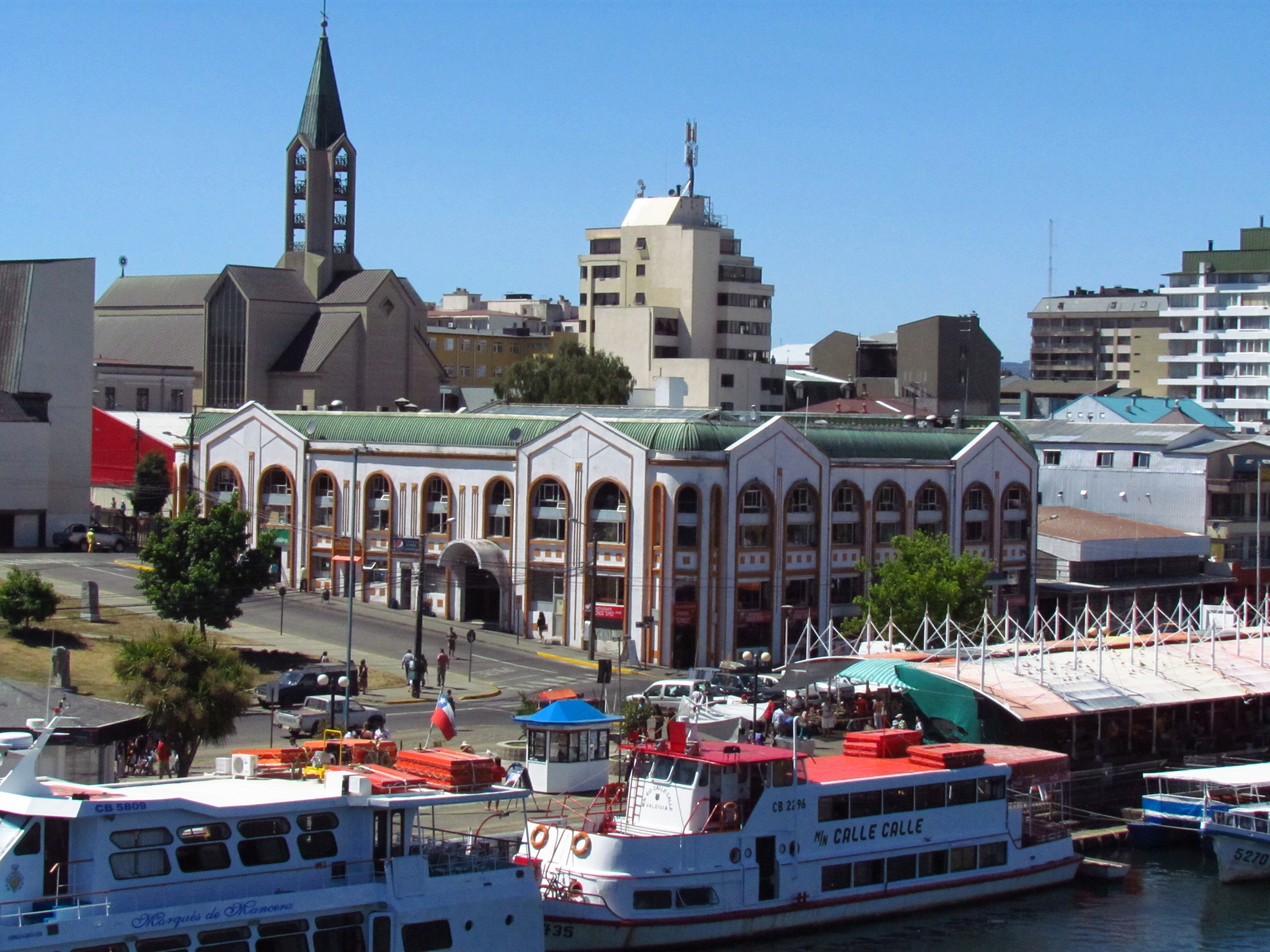 History of Valdivia