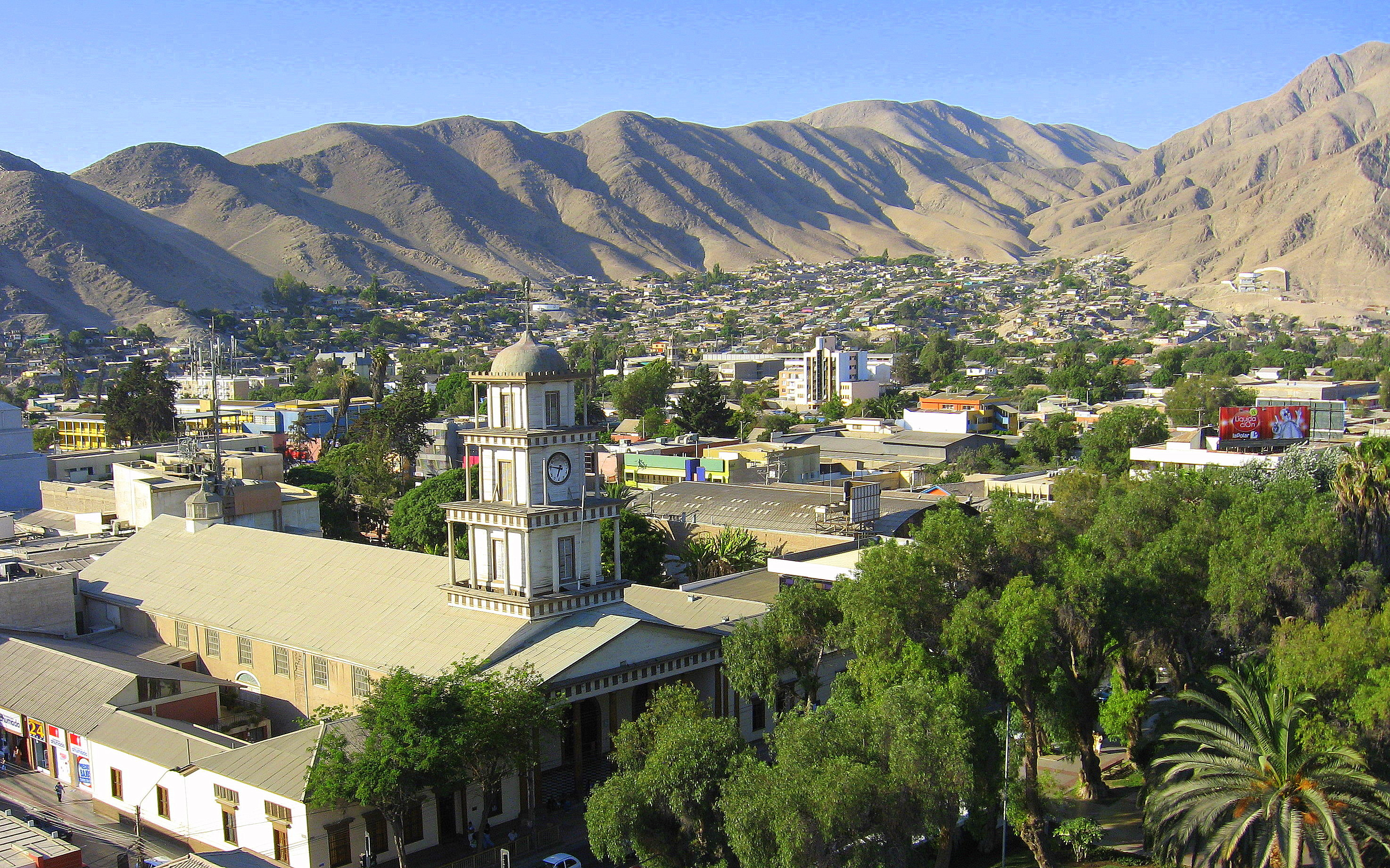History of Copiapo